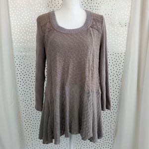 Anthro Meadow Rue Limay Tunic